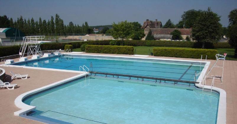Piscine de Saint-Pierre-sur-Dives