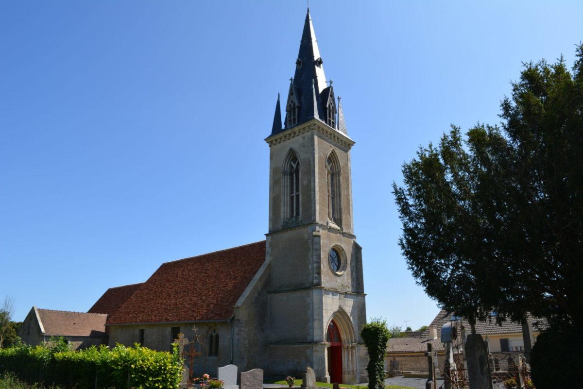 église de Berville
