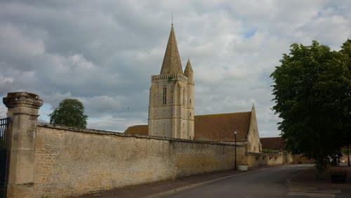 église de Thiéville