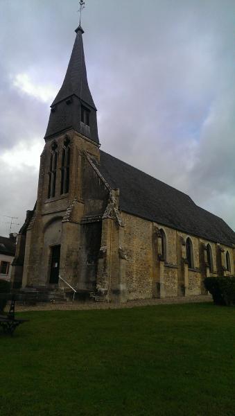 église Sainte-Marguerite-de-Viette