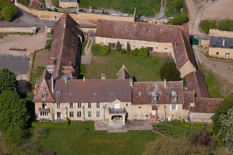 Manoir de la Commanderie - Thiéville