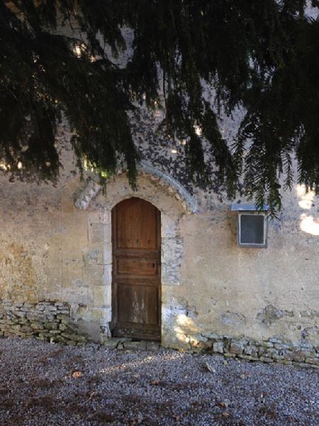 Porte église Notre-Dame Vaudeloges