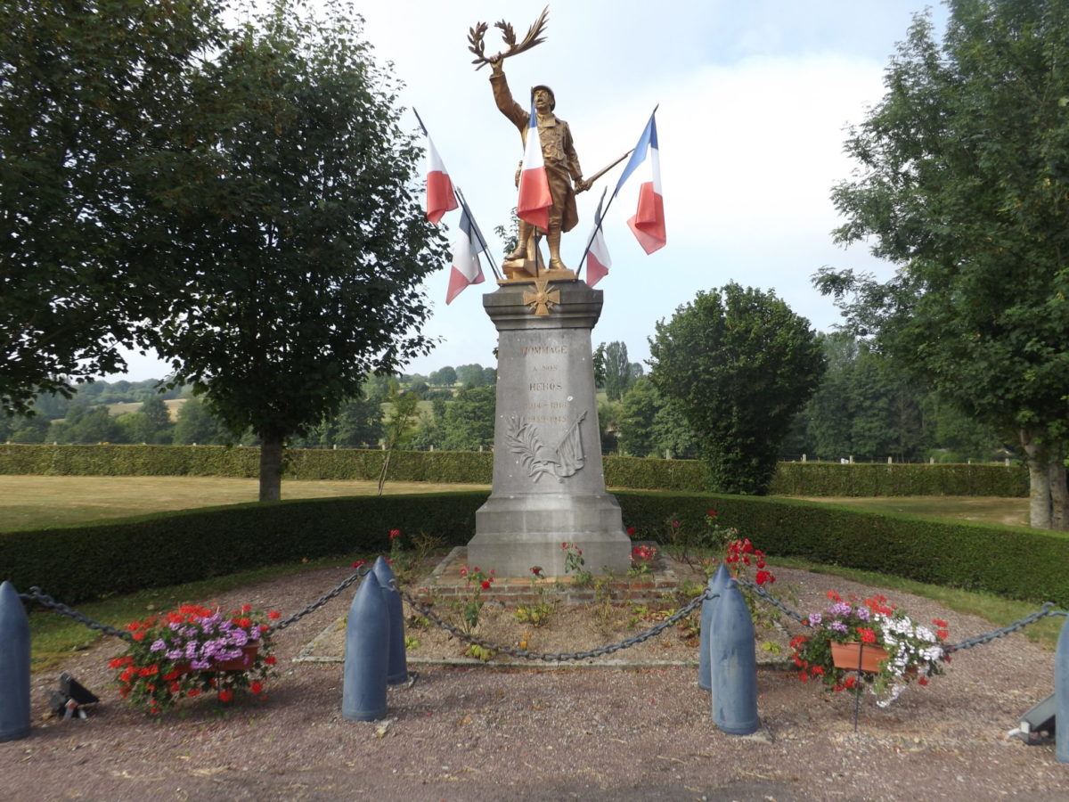 Monument aux Morts Ste Marguerite